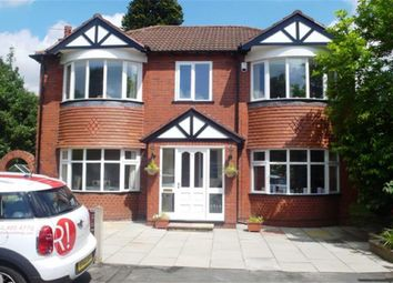 Thumbnail 4 bedroom detached house to rent in Bowness Avenue, Cheadle, Cheshire