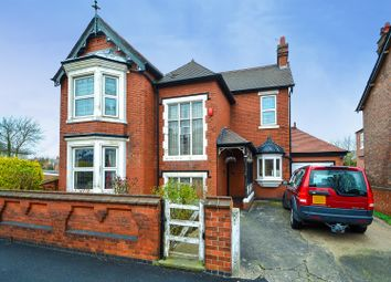 Thumbnail 4 bedroom detached house for sale in Trowell Grove, Long Eaton, Nottingham