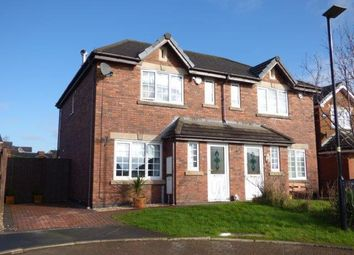 Thumbnail 3 bed semi-detached house for sale in Dunlin Avenue, Heysham