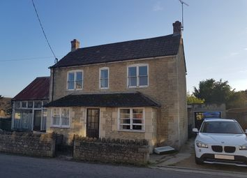 Thumbnail 3 bed detached house for sale in Wood Lane, Chippenham