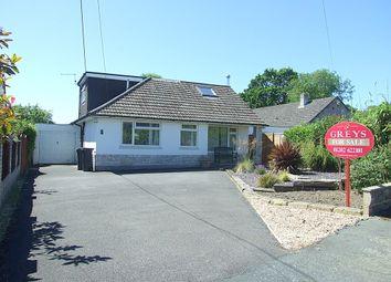 Thumbnail 4 bed detached bungalow for sale in Ballard Close, Lytchett Matravers, Poole