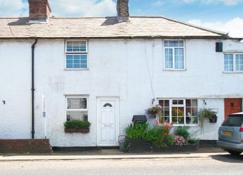 Thumbnail 2 bed terraced house for sale in Island Road, Upstreet, Canterbury