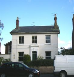Thumbnail 2 bed flat to rent in Leam Terrace, Leamington Spa, 1Df.