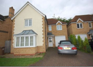 Thumbnail 4 bed detached house to rent in Cherry Tree Crescent, Cranwell, Sleaford