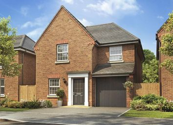 """Thumbnail 3 bed detached house for sale in """"Abbeydale"""" at Harland Way, Cottingham"""
