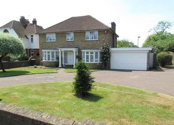 Thumbnail 4 bed detached house for sale in Wades Hill, Winchmore Hill