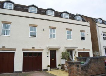 Thumbnail 4 bed town house to rent in Mill View Close, Ewell, Epsom