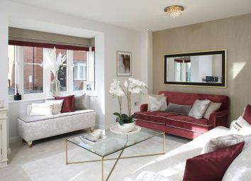 """Thumbnail 4 bed detached house for sale in """"The Astley"""" at Deardon Way, Shinfield, Reading"""