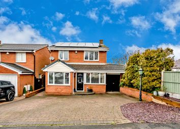 3 bed detached house for sale in Turquoise Grove, Heath Hayes, Cannock WS11