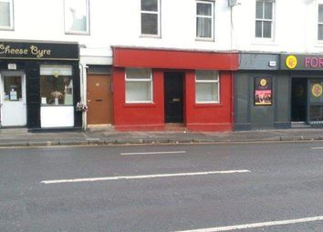 Thumbnail Retail premises for sale in Atholl Street, Perth