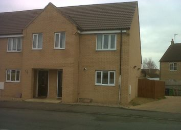 Thumbnail 3 bed terraced house for sale in Bridge Street, Chatteris