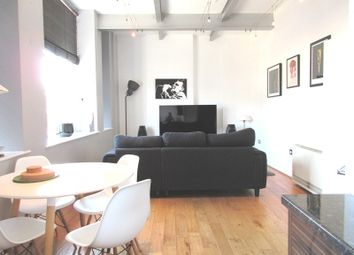 Thumbnail 2 bed flat for sale in The Old Silverworks, Spencer Street, Birmingham