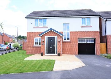 Thumbnail 4 bed detached house for sale in Oak Close, Oldham