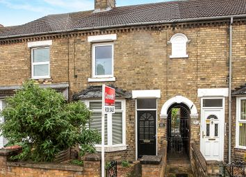 Thumbnail 3 bedroom terraced house for sale in New Road, Woodston, Peterborough