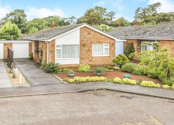 Thumbnail 3 bed detached bungalow for sale in Cedar Avenue, Ickleford, Hitchin