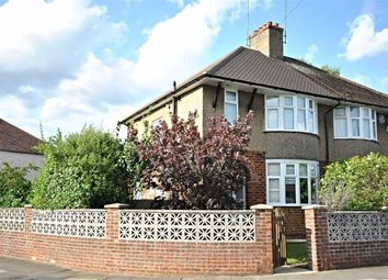 Thumbnail 3 bed semi-detached house for sale in Broadway East, Abington, Northampton