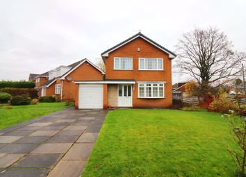 3 bed detached house for sale in Brookfield Drive, Boothstown, Worsley M28
