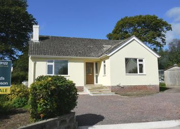 Thumbnail 3 bed detached bungalow for sale in Wellmead, Kilmington, Axminster, Devon