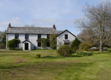Thumbnail 5 bedroom farmhouse for sale in Queens Nympton, South Molton