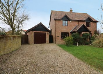 3 bed detached house for sale in Mellis Road, Yaxley, Eye IP23