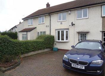 Thumbnail 3 bedroom terraced house to rent in Mackadown Lane, Tile Cross, Birmingham
