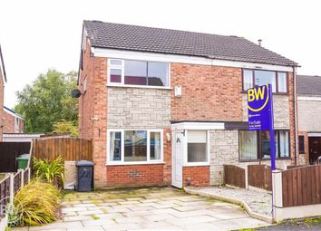 Thumbnail 3 bedroom semi-detached house for sale in Ely Drive, Astley, Tyldesley, Manchester
