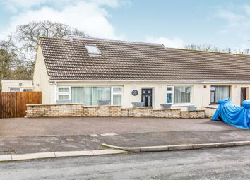 Thumbnail 3 bedroom bungalow for sale in Dennis Place, Bryncethin, Bridgend