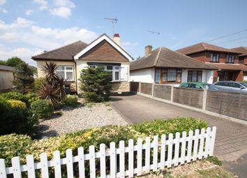 Thumbnail 3 bed detached bungalow for sale in Albert Road, Ashingdon, Rochford