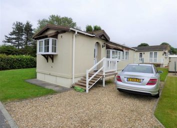 Thumbnail 2 bedroom mobile/park home for sale in Grange Road, Uphill, Weston-Super-Mare