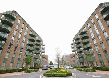 Thumbnail 2 bed flat for sale in Grayston House, Ottley Drive, Kidbrooke Village