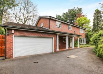 4 bed detached house for sale in Chester Road, Road, Middlewich, Cheshire CW10