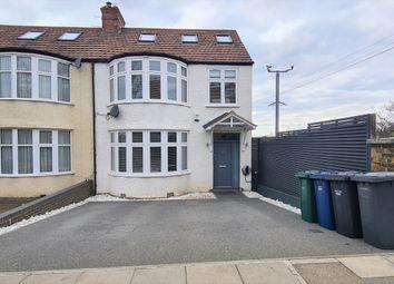 Thumbnail 4 bed end terrace house for sale in Windsor Drive, East Barnet, Barnet