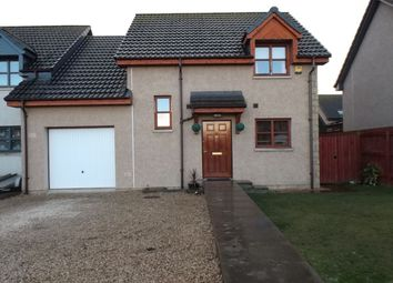 Thumbnail 3 bed terraced house for sale in Mcmillan Avenue, Elgin