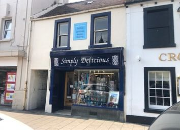 Thumbnail Restaurant/cafe for sale in High Street, Peebles