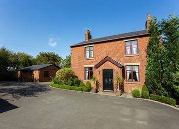 Golborne Road, Ashton-In-Makerfield, Wigan WN4. 4 bed detached house