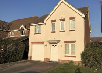 Thumbnail 4 bed detached house for sale in Megson Drive, Lee-On-The-Solent