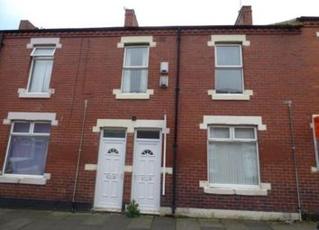 Thumbnail 1 bed flat for sale in Hambledon Street, Blyth, Northumberland