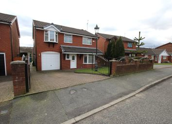 Thumbnail 4 bed detached house for sale in Albury Drive, Norden, Rochdale, Greater Manchester