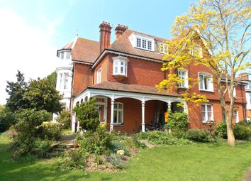 Thumbnail 2 bed flat for sale in Priory Road, Felixstowe IP11, Felixstowe,