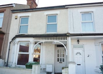 Thumbnail 4 bed terraced house for sale in Gilbert Road, Belvedere, Kent
