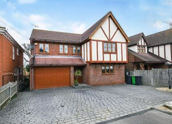Thumbnail 5 bed detached house for sale in Hullbridge, Essex, .