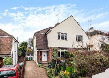 Thumbnail 3 bed semi-detached house for sale in Maze Hill, London