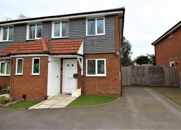 Thumbnail 3 bed semi-detached house for sale in Fox Villas, Hawley