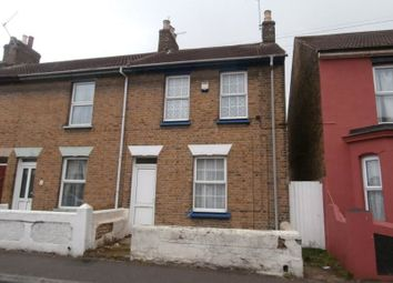 Thumbnail 3 bedroom property to rent in Victoria Street, Gillingham
