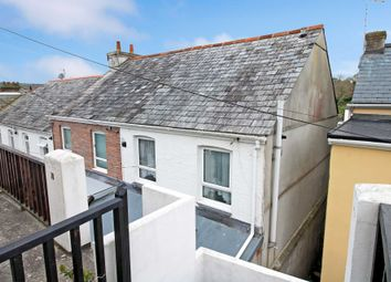 Thumbnail 2 bed end terrace house for sale in North View, Shutta, East Looe