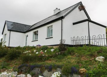 Thumbnail 2 bedroom bungalow for sale in 10 Glenconon, Uig, Portree