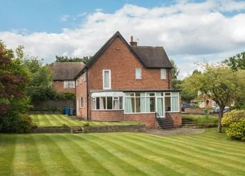 Thumbnail 4 bed detached house for sale in Heald Close, Bowdon, Altrincham