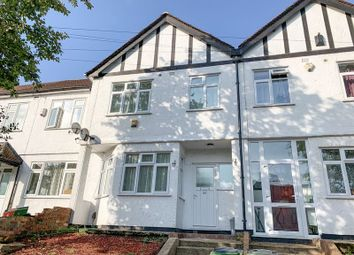 Thumbnail 3 bedroom terraced house to rent in Alliance Road, London