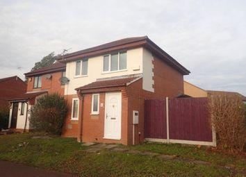 Thumbnail 3 bedroom semi-detached house to rent in Monro Avenue, Crownhill, Milton Keynes