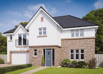"Thumbnail 5 bedroom detached house for sale in ""The Kennedy"" at Birdston Road, Milton Of Campsie, Glasgow"